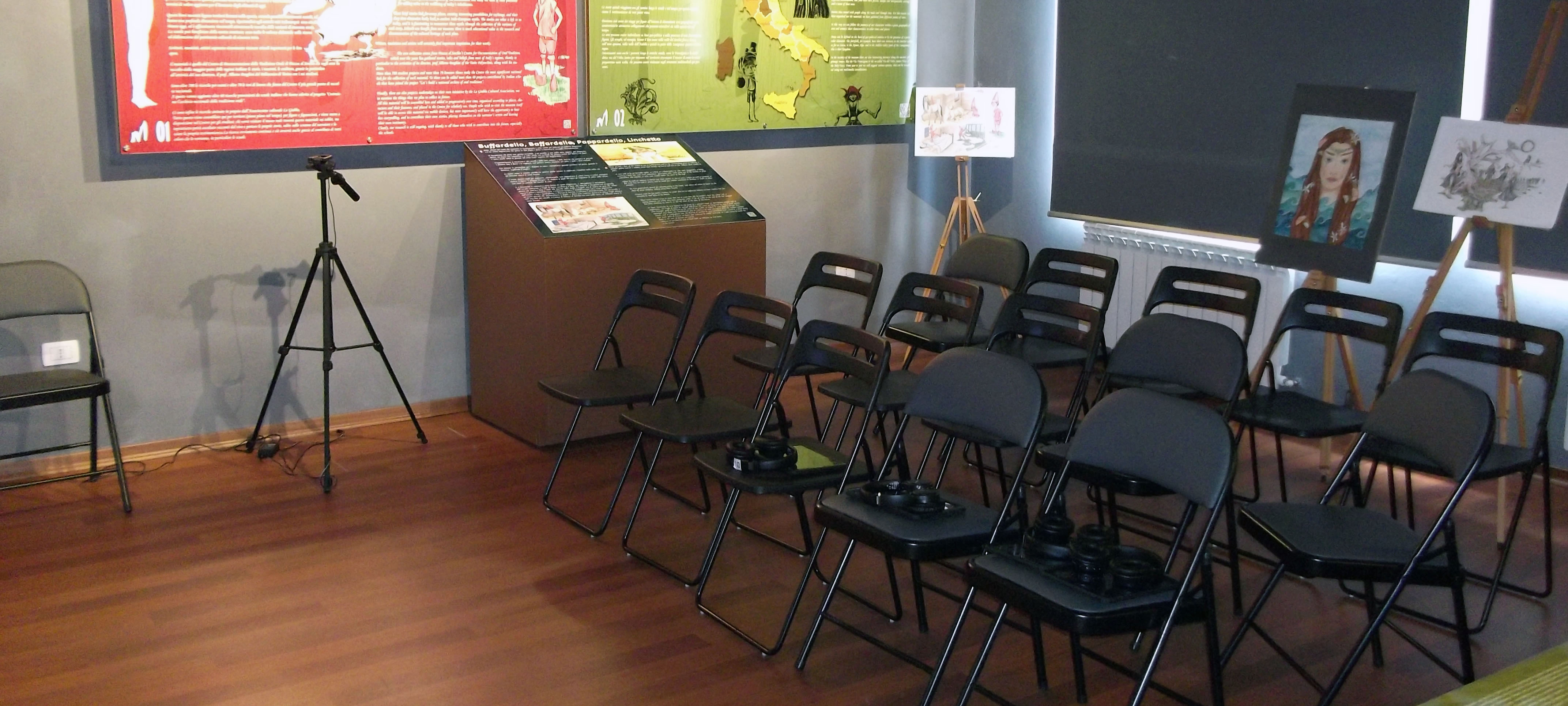 Sala della narrazione